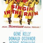 Singin; In The Rain Movie Poster