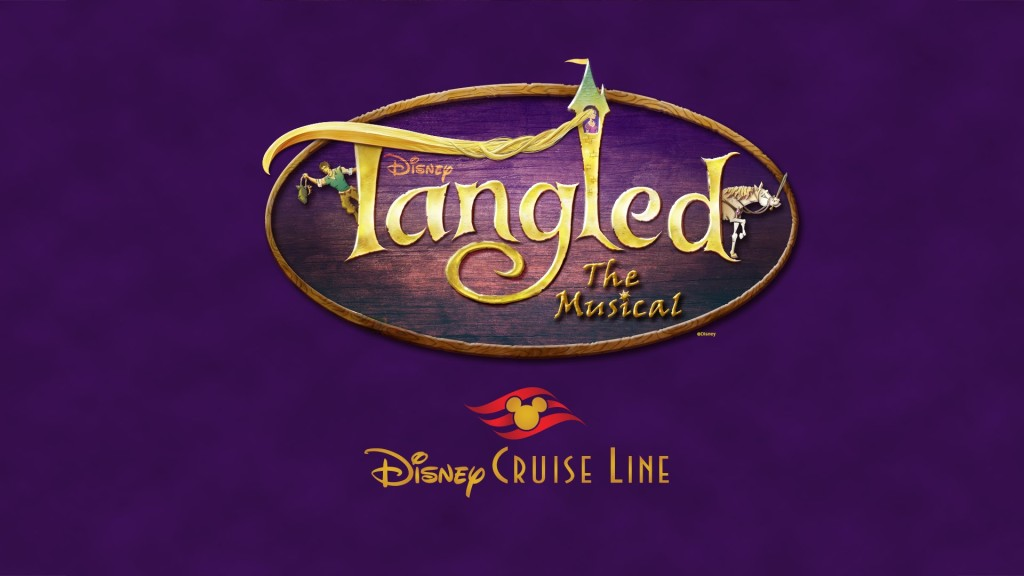 Tangled The Musical Live Stream Screenshot