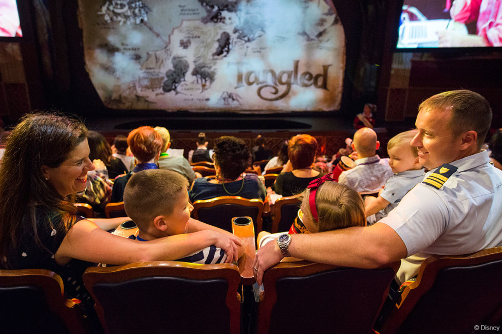 Tangled The Musical Premier Military Families