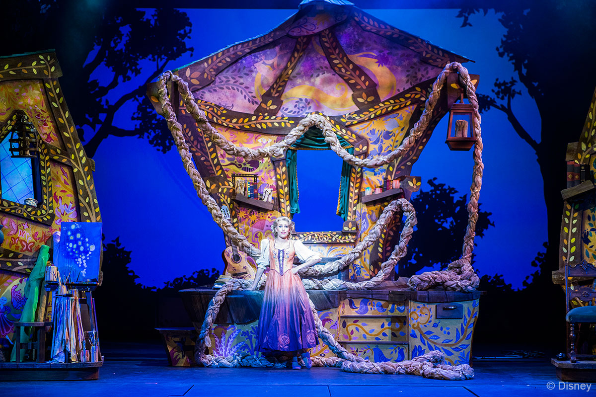 Tangled The Musical The Disney Cruise Line Blog