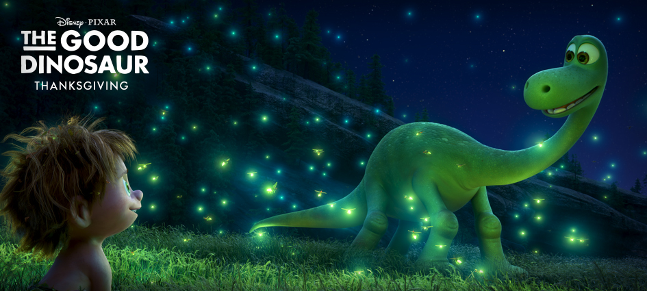 The Good Dinosaur Review Header
