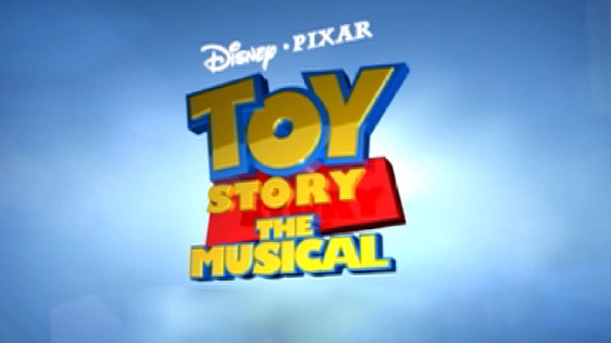 Toy Story The Musical Logo