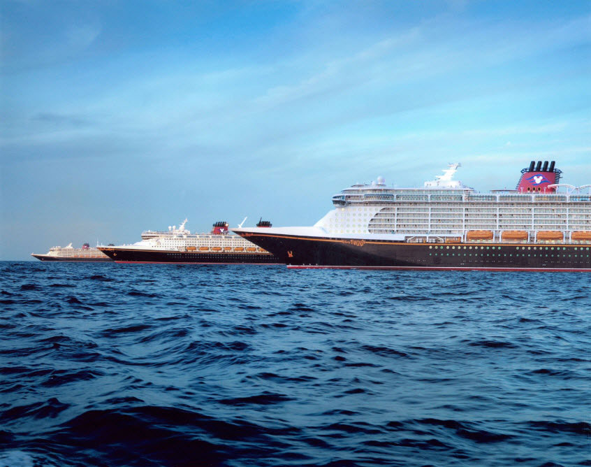 Disney Fantasy Disney Magic Disney Dream 20160101