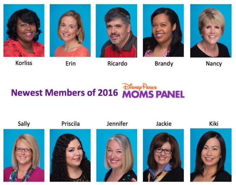 2016 Disney Parks Moms Panel