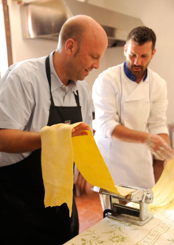 DCL Cooking At Torre A Cenaia In Tuscany Italy