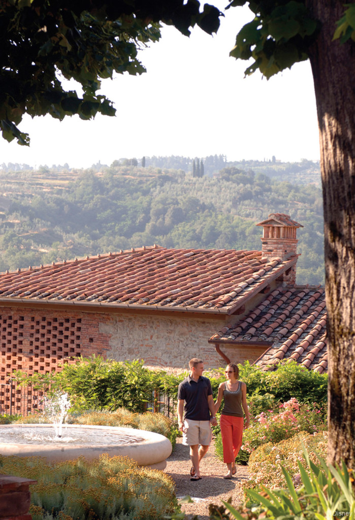 DCL Strolling Through The Tuscan Countryside