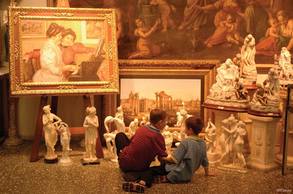 DCL Vatican Museum In Rome Italy