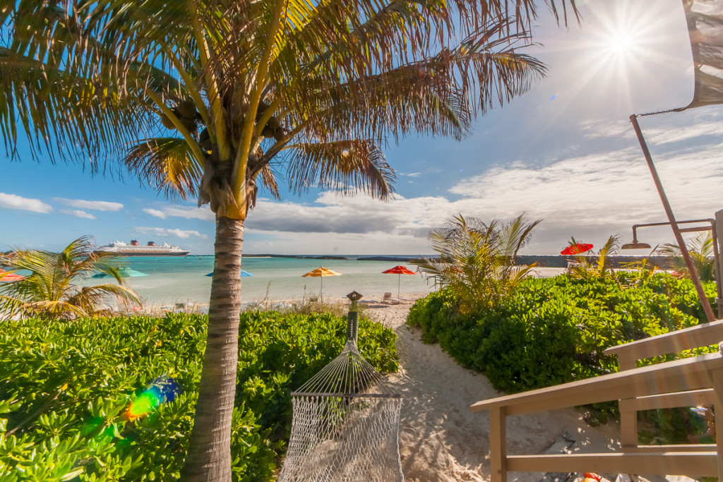 A Magical Afternoon On Castaway Cay