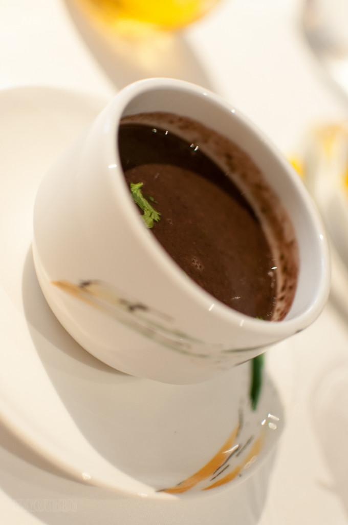 Carioca's Black Bean Soup
