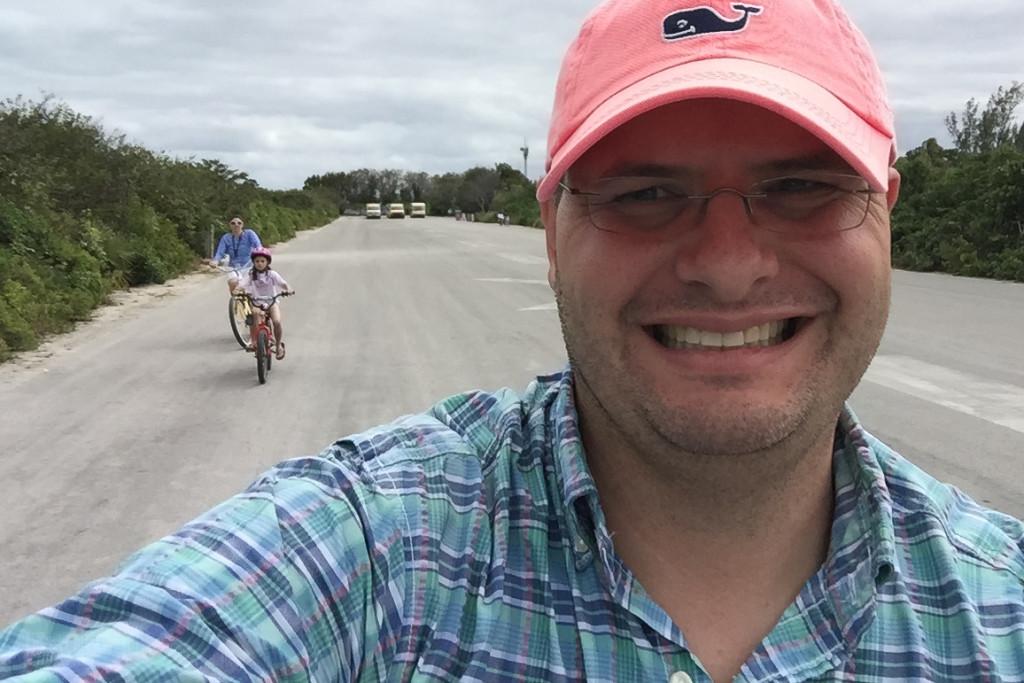 Castaway Cay Bike Ride