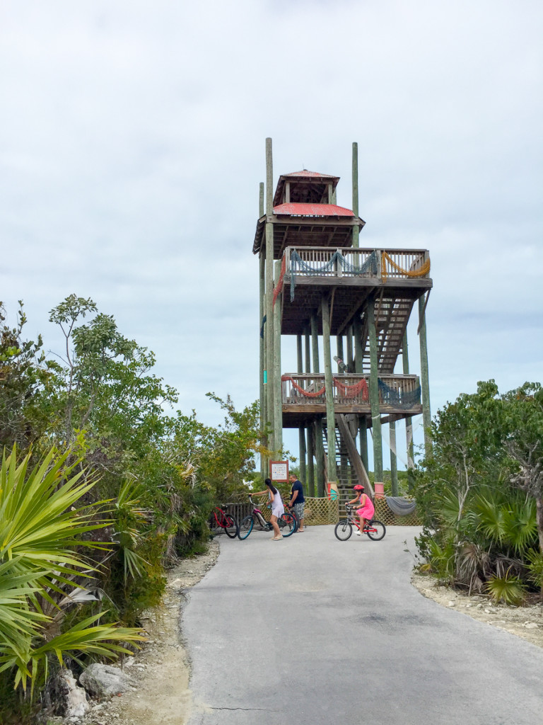 Castaway Cay Observation Tower