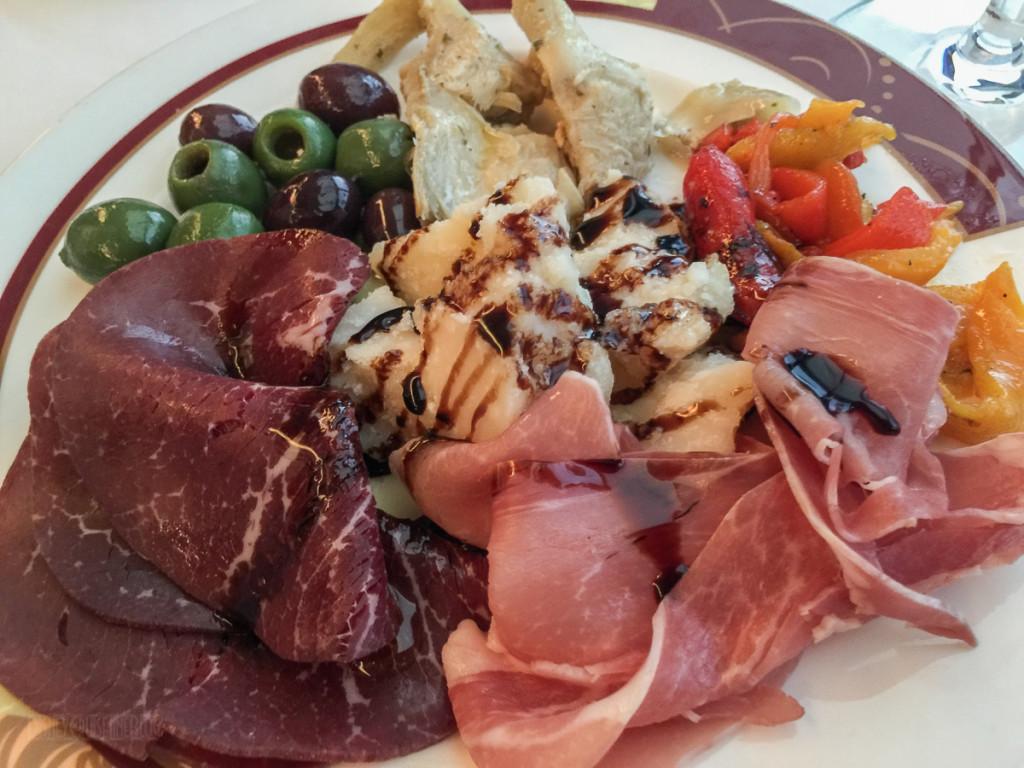 Palo Dinner Antipasto Plate