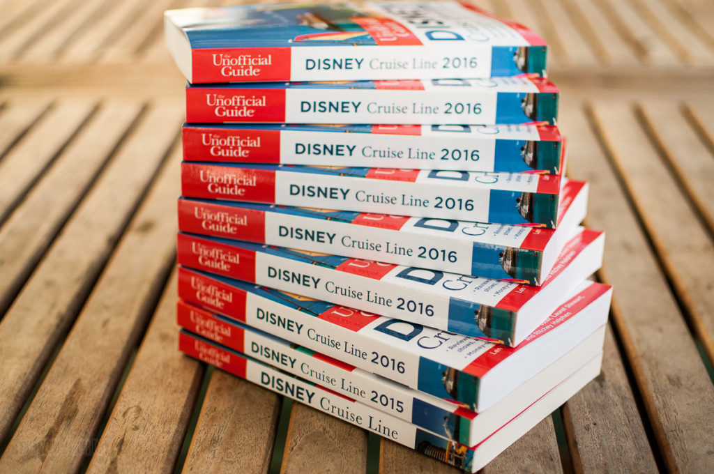 Unofficial Guide To Disney Cruise Line 2016 Giveaway
