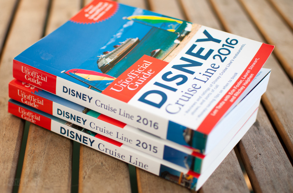 Unofficial Guides To Disney Cruise Line 2014 2016
