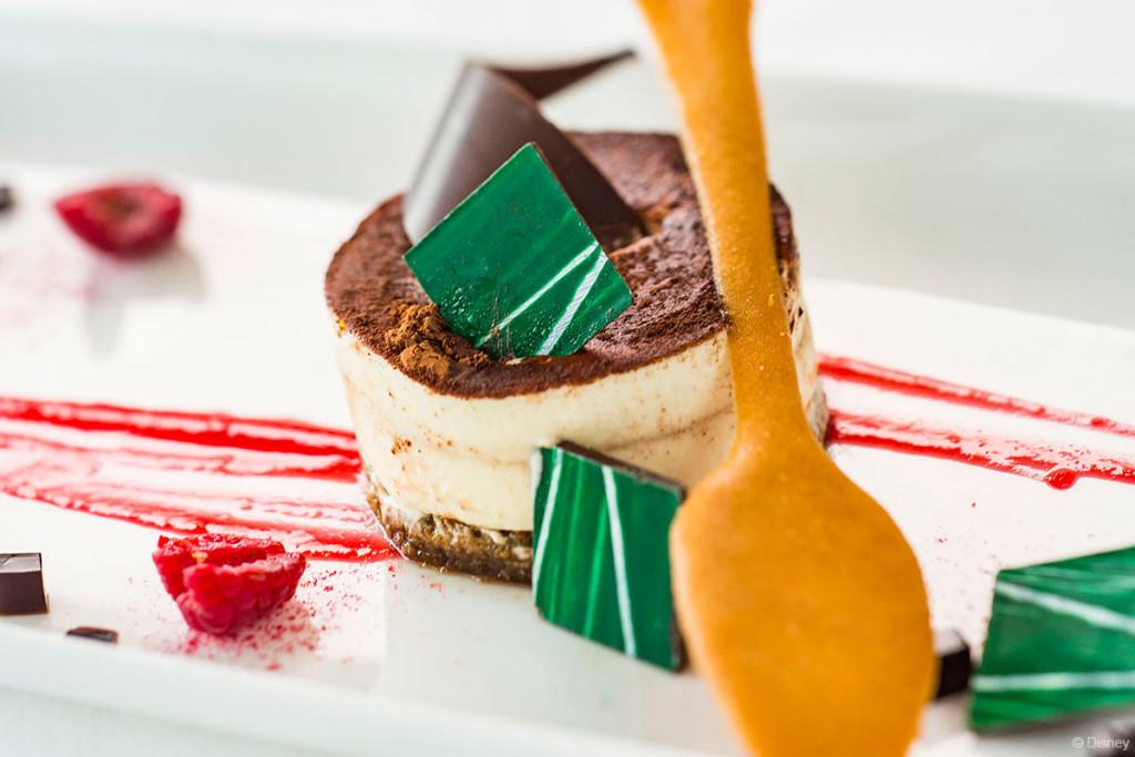 Palo Dessert Menu – Tiramisu
