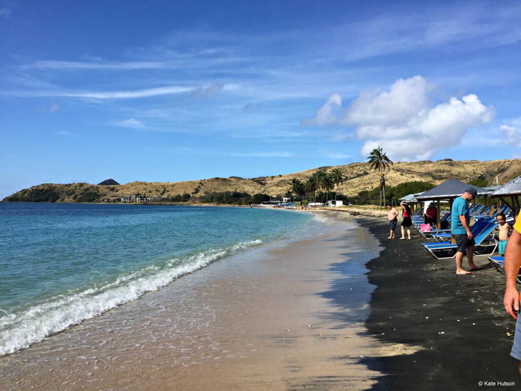 St Kitts Cockleshell Beach