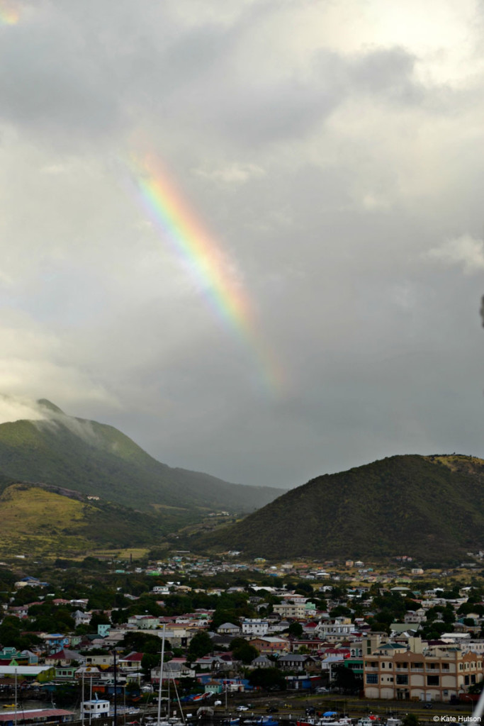 St Kitts Rainbow