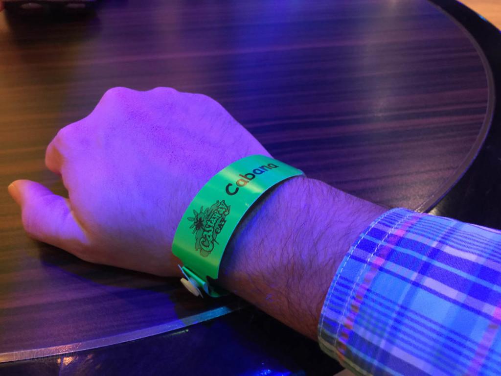 Cabana Wristbands