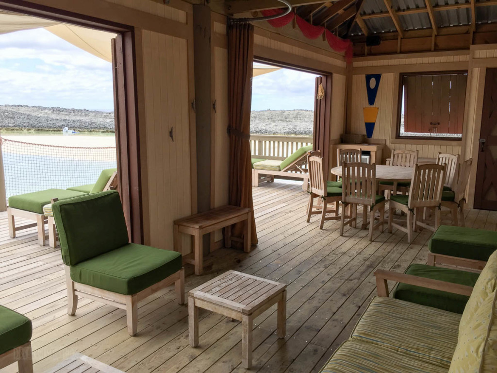 Castaway Cay Cabana 21 Interior