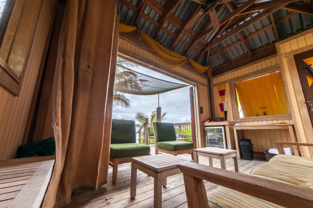 The Beach Cabana Experience At Disney S Castaway Cay The