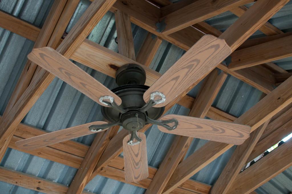 Castaway Cay Cabana 9 Ceiling Fan