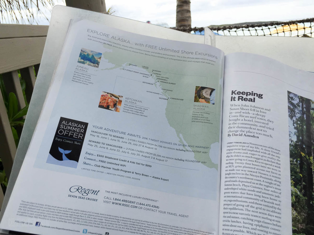 Castaway Cay Cabana 9 Competitor Ads
