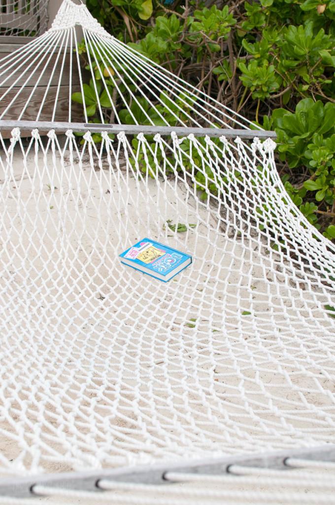 Castaway Cay Cabana 9 Lonely Hammock