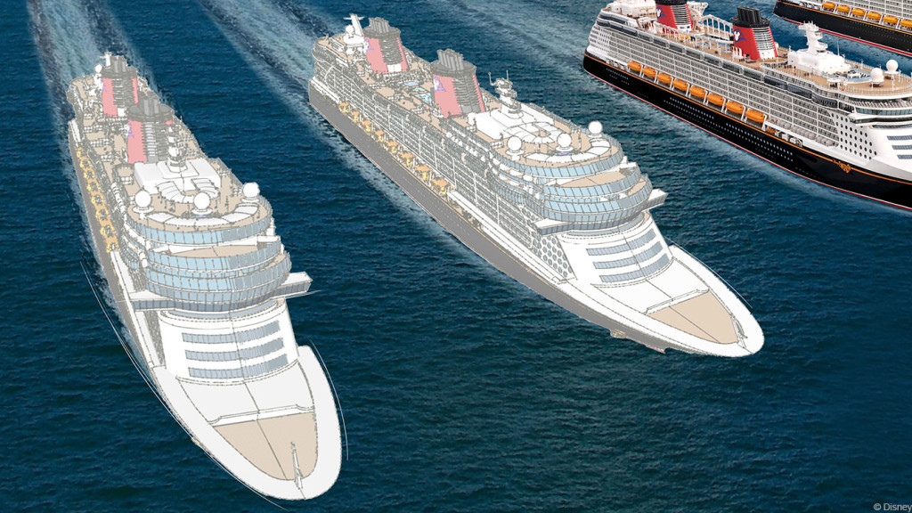 Bob Iger Announces Two New Disney Cruise Ships Launching