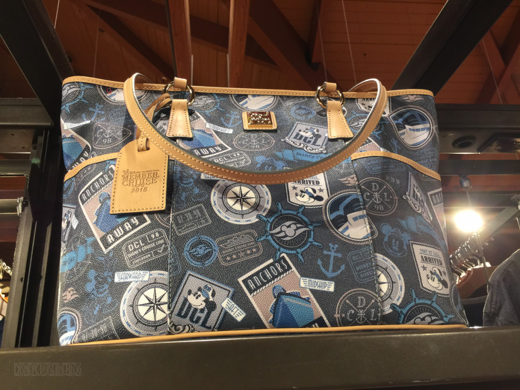 Marketplace Co Op DCL Dry Dock Dooney & Bourke Member Cruise