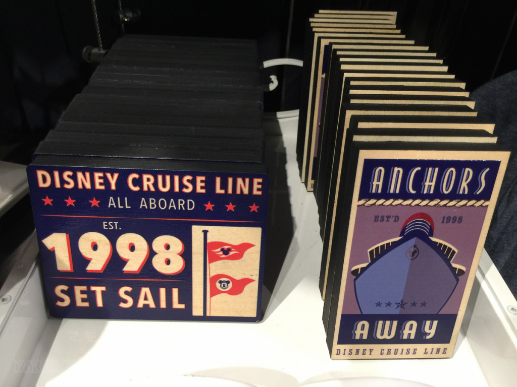 Marketplace Co Op DCL Dry Dock Magnets