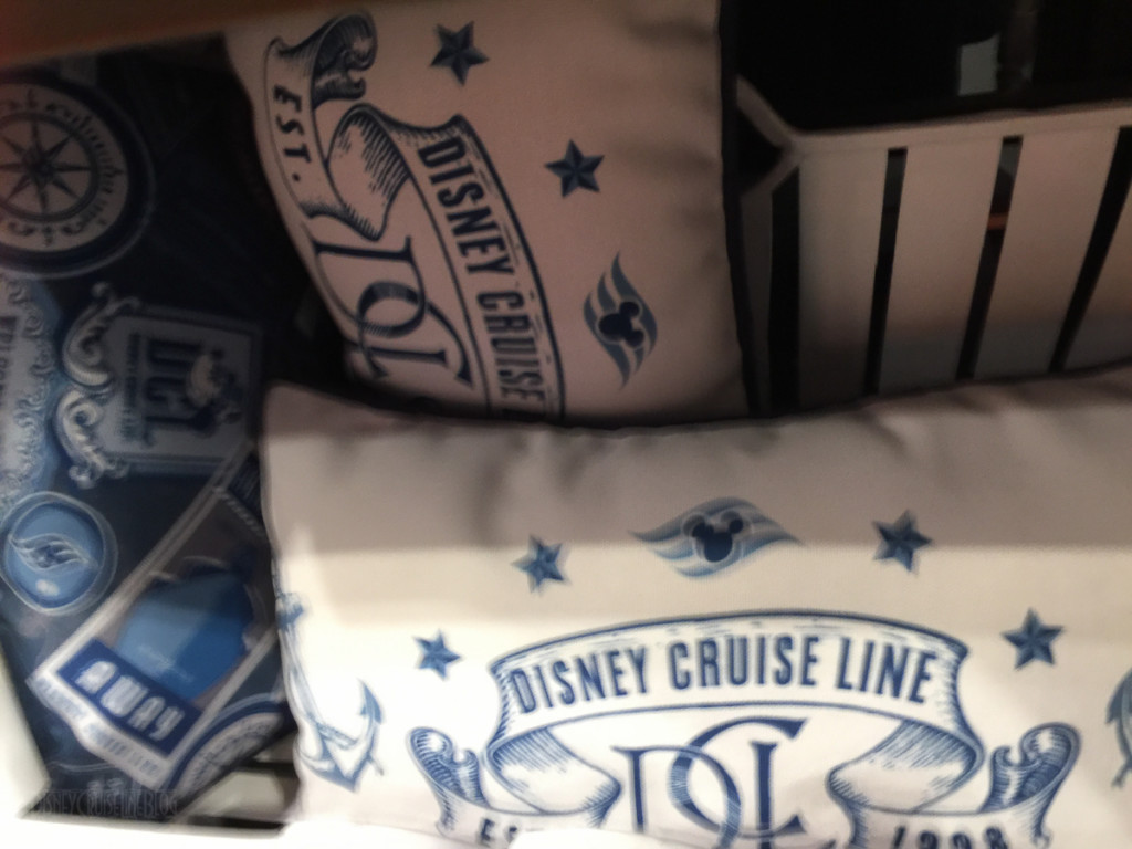 Marketplace Co Op DCL Dry Dock Pillows