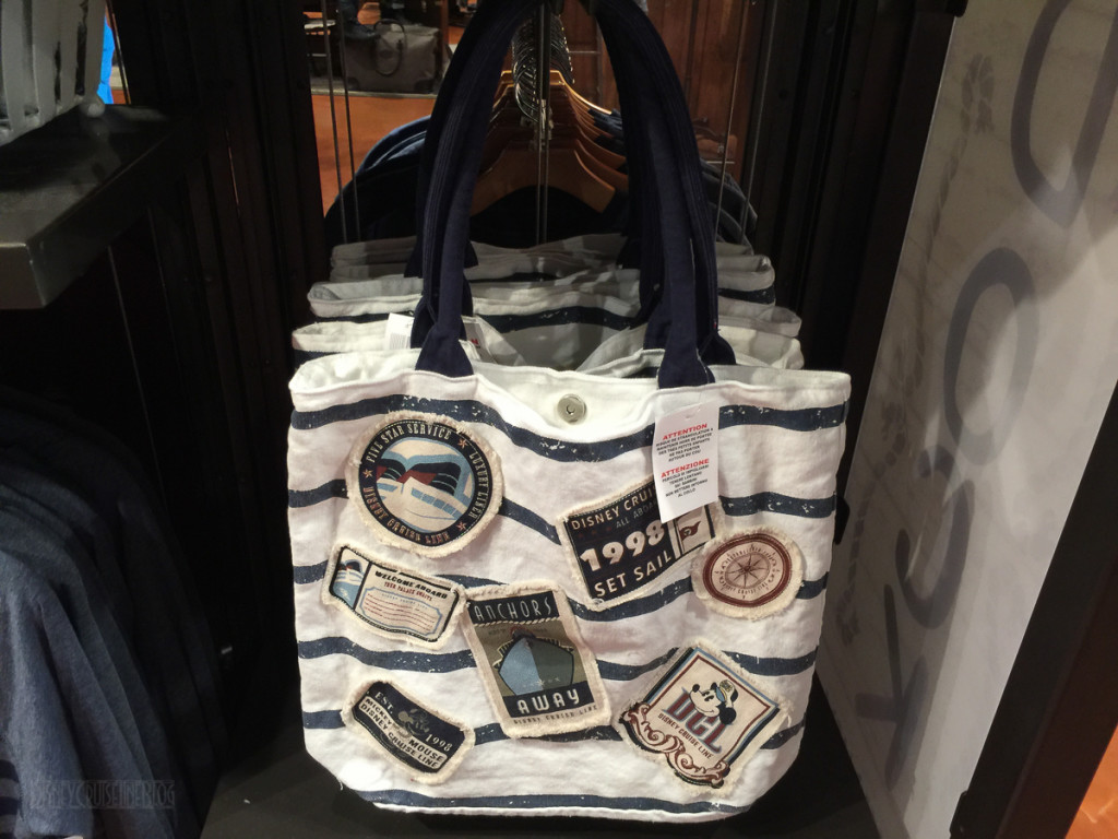 Marketplace Co Op DCL Dry Dock Tote Bag
