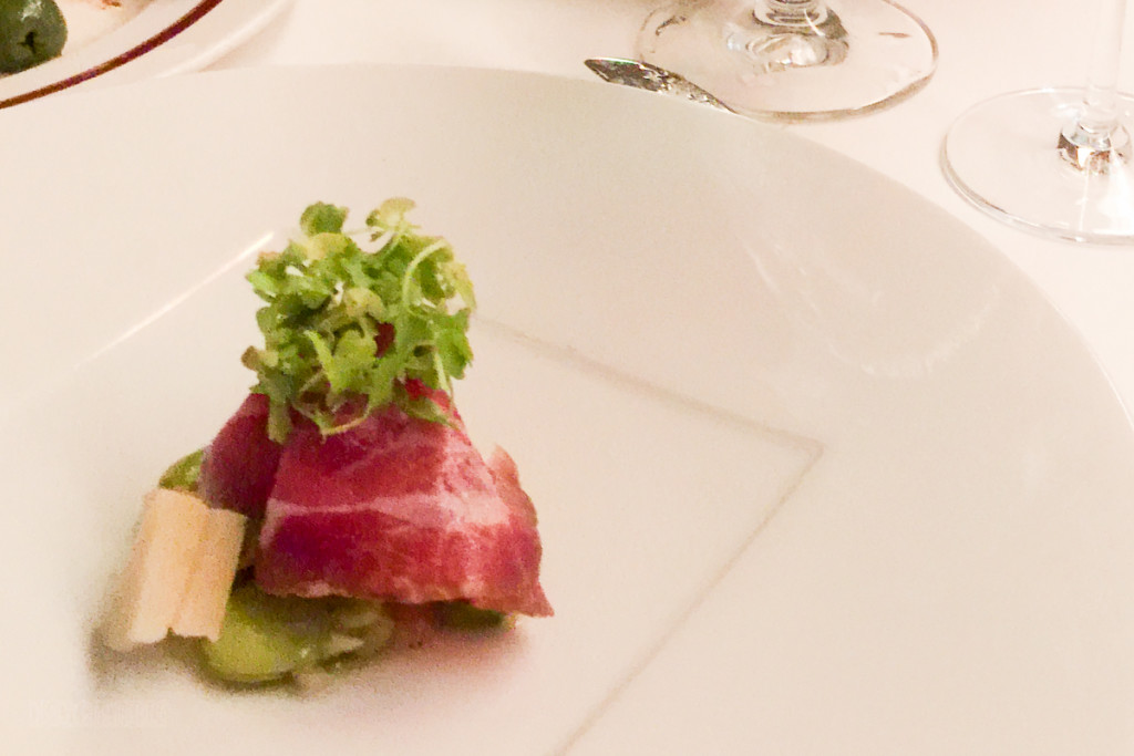 Palo Wine Pairing 2016 Coppa, Favas And Pecorino