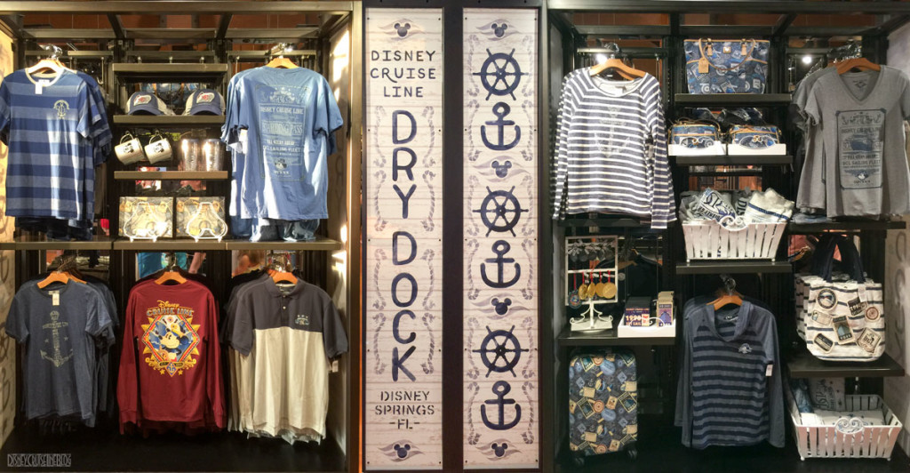 Marketplace Co Op DCL Dry Dock Display