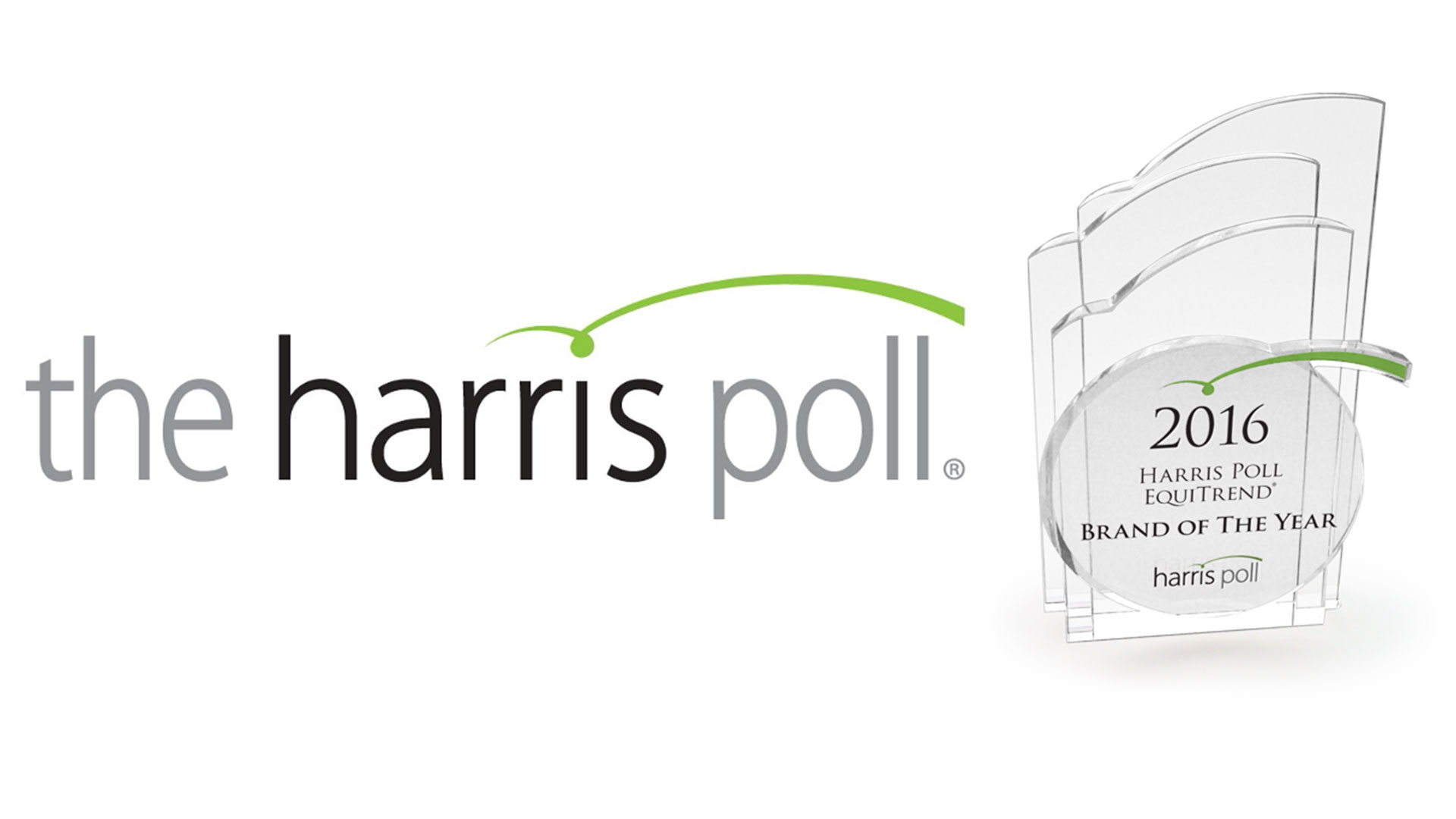 Harris Poll 2016 Brand Of Year
