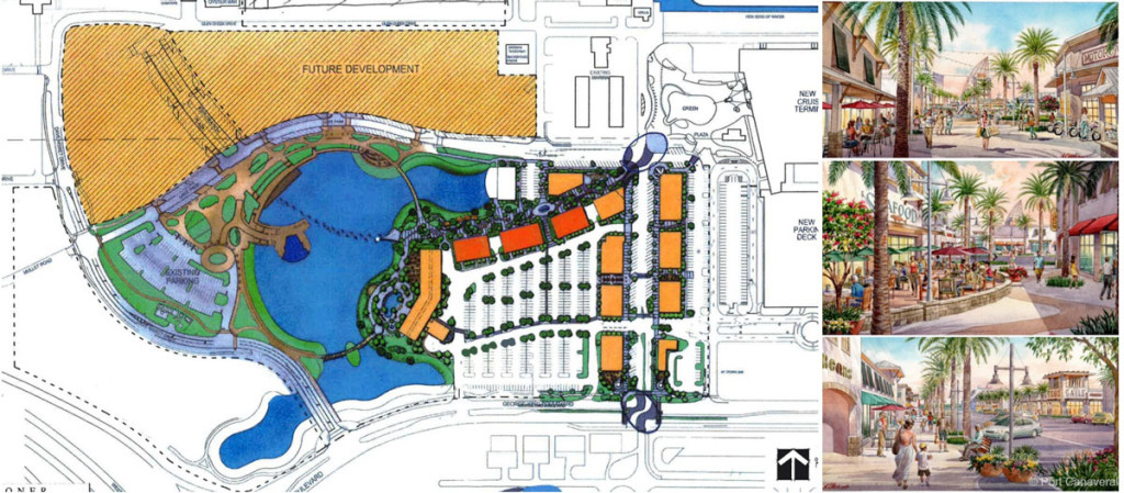 Port Canaveral Cove Development Phase 1