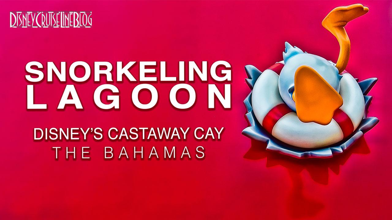 Castaway Cay's Snorkeling Lagoon Video