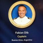 DCL Captain Fabian Dib