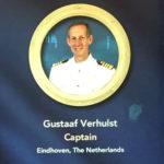 DCL Captain Gustaaf Verhulst