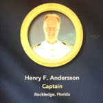 DCL Captain Henry F Andersson