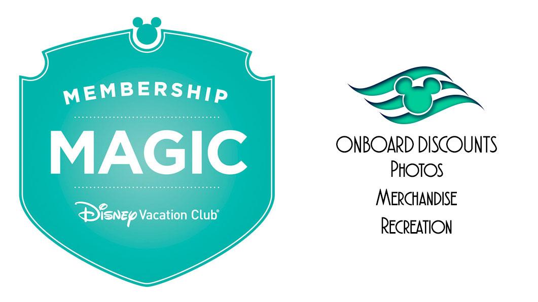 DVC Membership Magic DCL Onboard Discounts