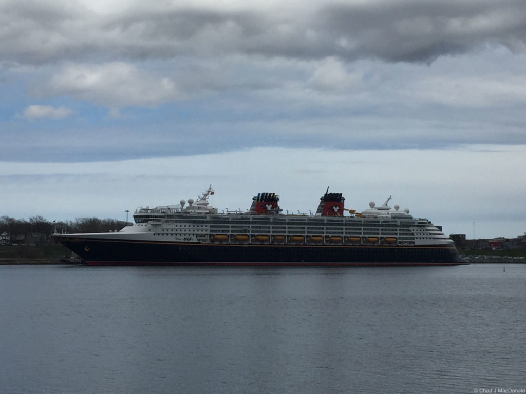 Disney Magic Sydney Nova Scotia 3