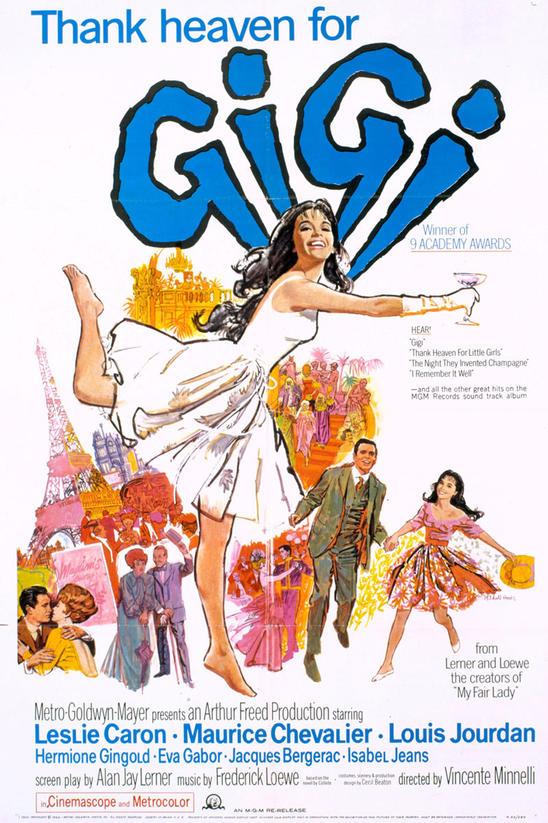 Gigi Movie Poster
