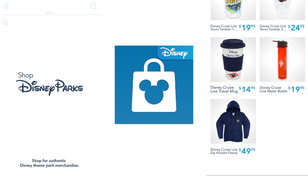 Shop Disney Parks DCL Merch 5