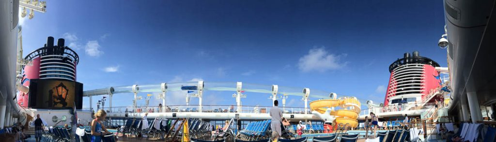 A Sea Day On The Disney Fantasy