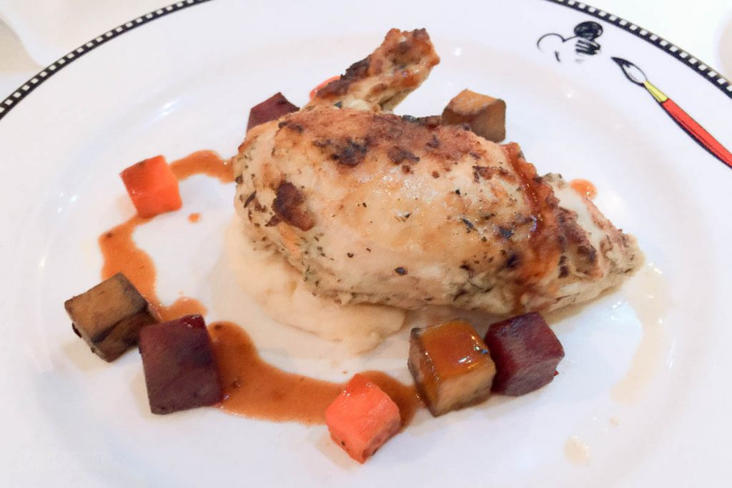 Animator's Palate Lemon Thyme Marinated Chicken Breast