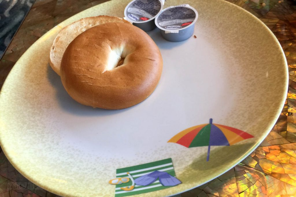 Cabanas Breakfast Bagel