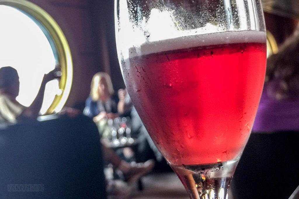 Champagne Tasting Banfi Rosa Regale Brachetto 2014