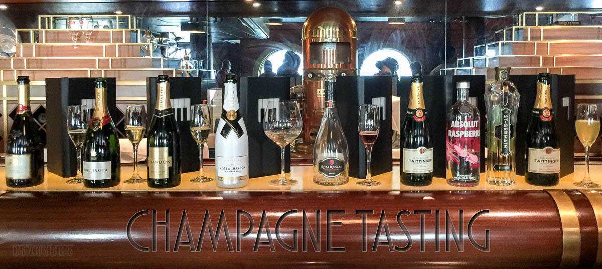 Champagne Tasting Review