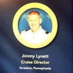 DCL Cruise Director Jimmy Lynett
